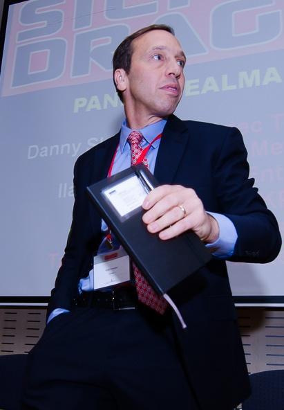 Hillel Schuster, KPMG