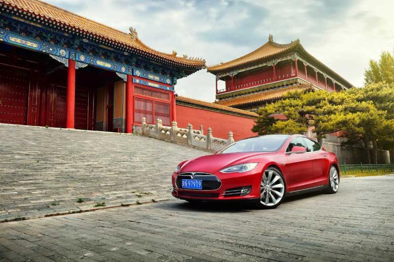 Tesla zooms to Beijing
