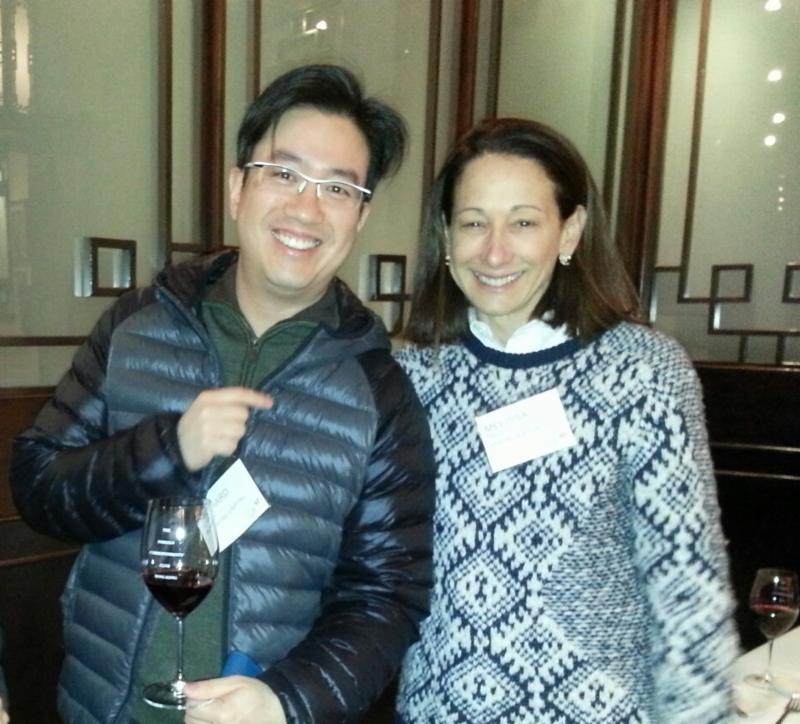Richard Chan, Melissa Guzy