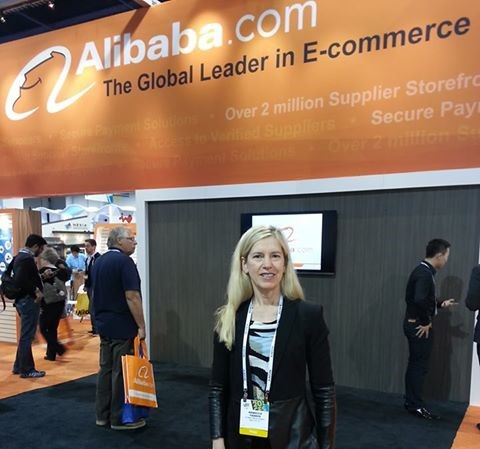 Alibaba at CES