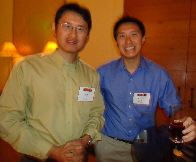 Tencent Eagle Yi, Temasak Jonathan Lau