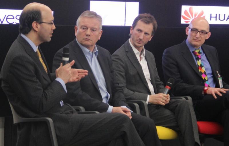 David Gill, Tim Watkins, Dave Mott, Mike Powell