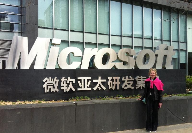 Silicon Dragon at Microsoft
