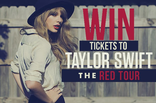 Win Taylor Swift Tickets