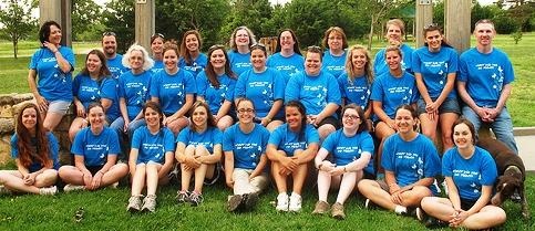 Camp Starwoods Staff 2011