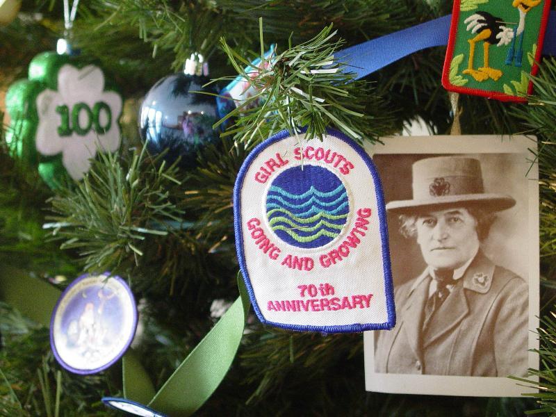 Parsons Christmas Tree
