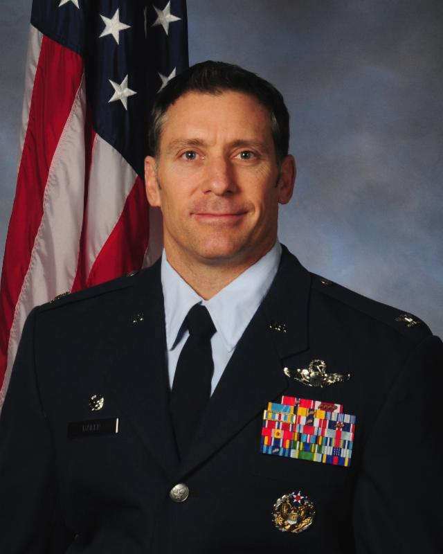 Col. Craig Baker will speak at the June Focus Lunch.