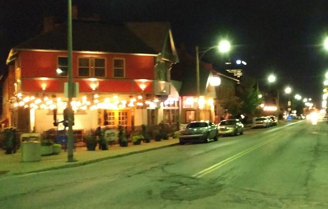 The Village on Adams