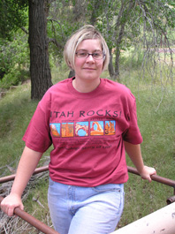 Zion Utah Rocks T-shirt
