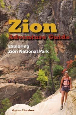 Book Zion Adventure Guide