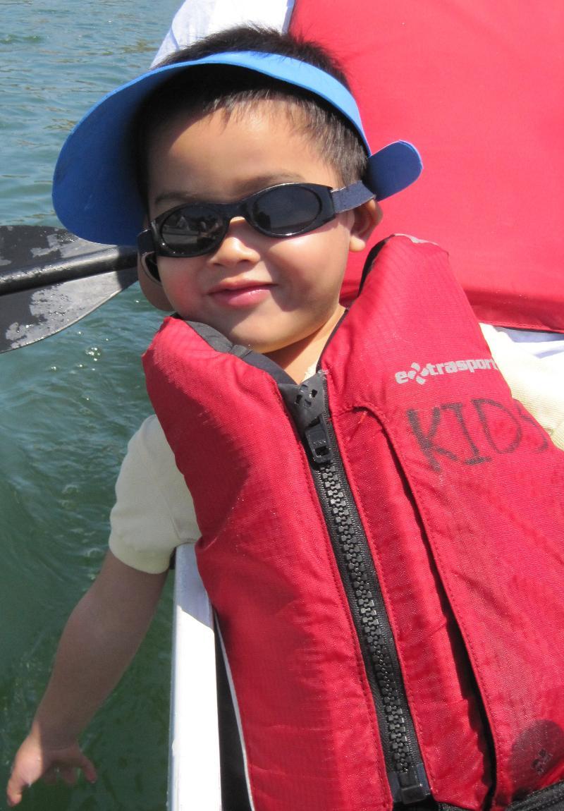 Nathan at Newport Dunes