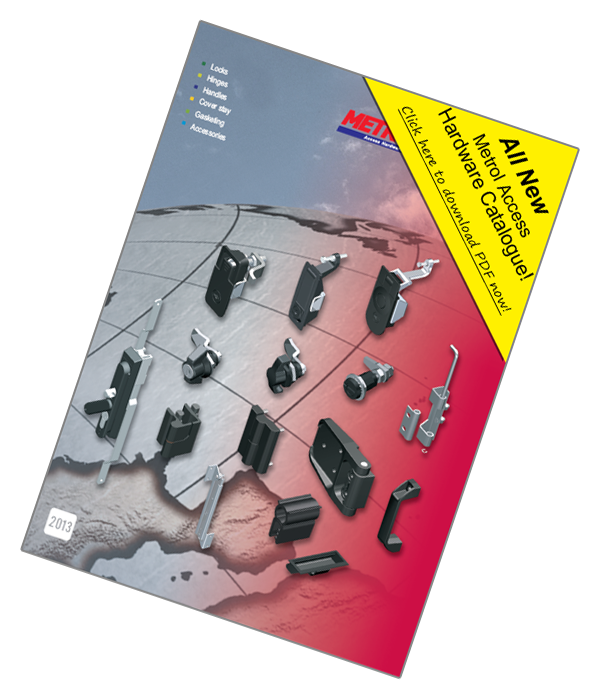 Metrol Springs Access Hardware Catalogue