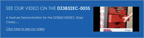 Accuride Drawer Slides DZ3832EC