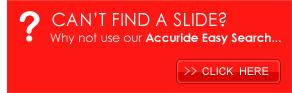 Accuride Easy Search