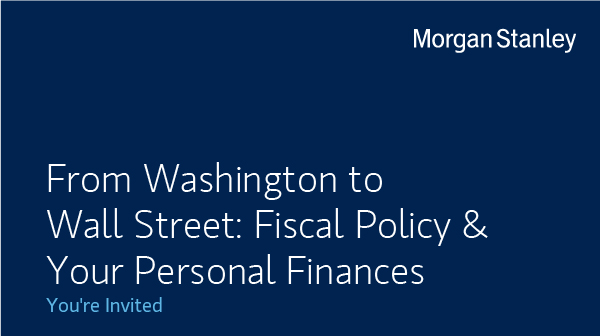 Morgan Stanley Urban Markets Announcement