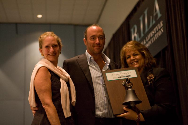 BLLA 2010 Boutique Hotel Award Winner The Iron Horse Hotel