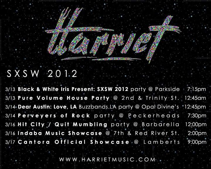 Harriet@SXSW