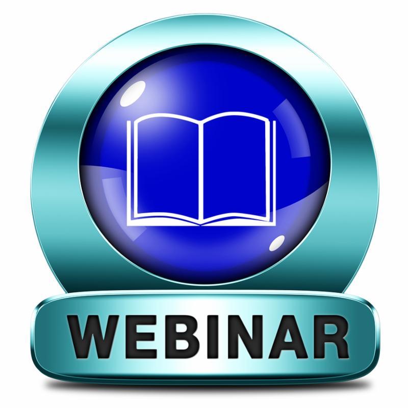webinar online internet web video conference meeting or workshop live video chat