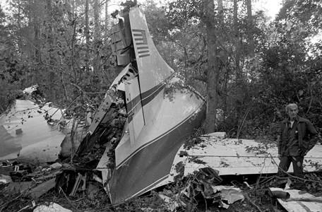 Skynyrd plane crash