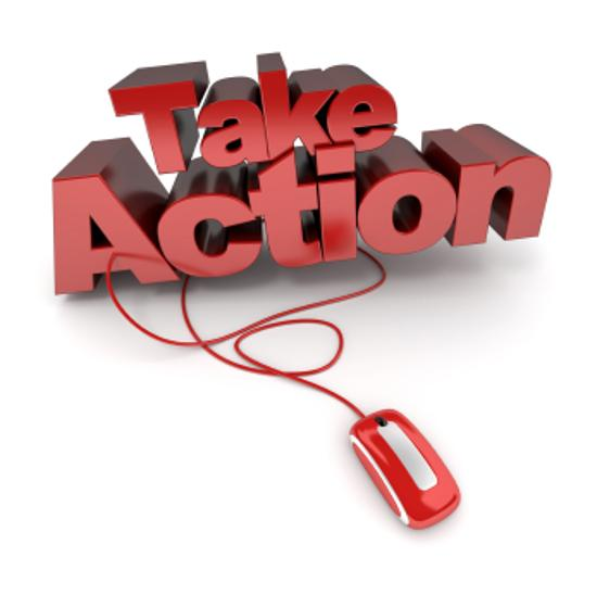 Take Action Now photo