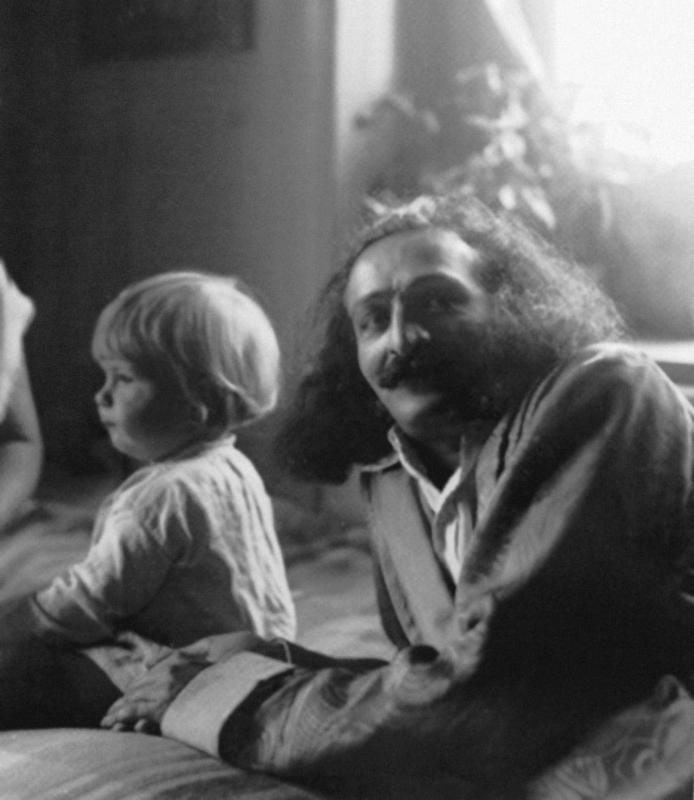 Baba & Toby Mertens 1934