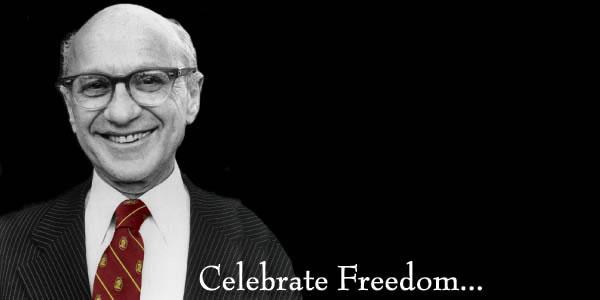 Friedman Celebrate Freedom