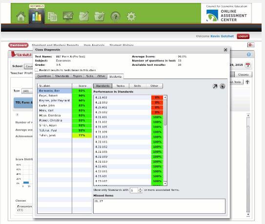 Free Online Assessment Center