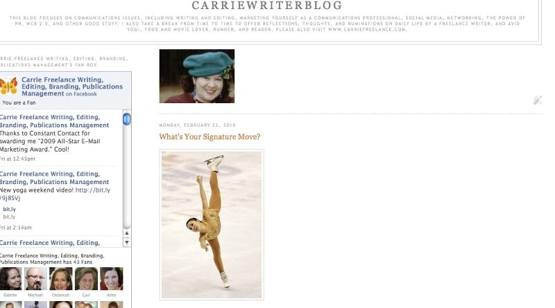 carriefreelanceblog