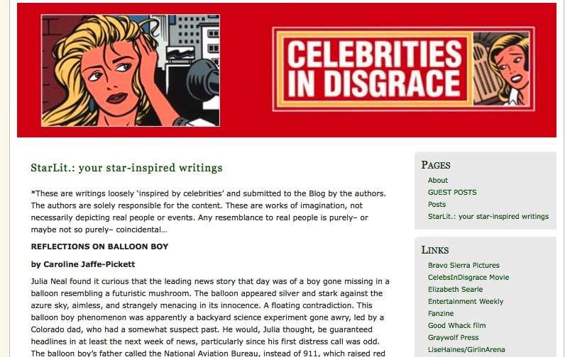 celebritiesindisgrace