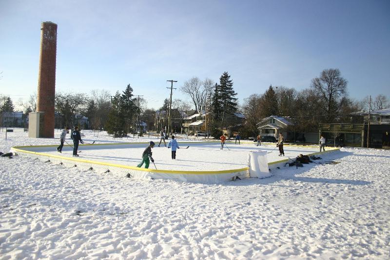 Barnum Ice Rink