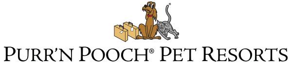 Purr'n Pooch Logo