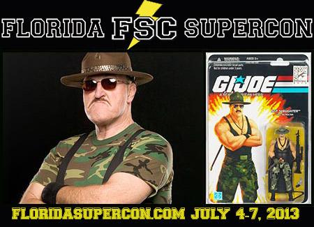 Sgt Slaughter Florida Supercon