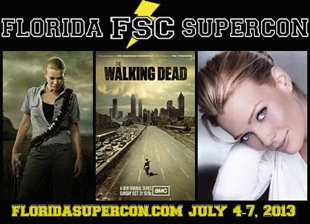Laurie Holden Florida Supercon