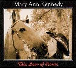 MAK Love of Horses CD Cover