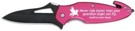 Barn Blade Pink Knife