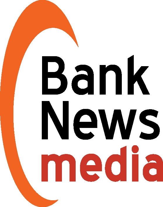 BankNews Media logo stacked