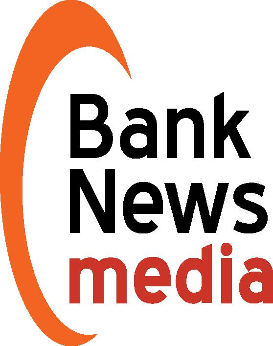 BankNews Media logo stacked