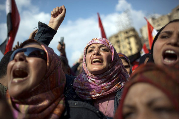 Revolution in Egypt
