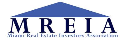 Miami Real Estate Investor Association Logo