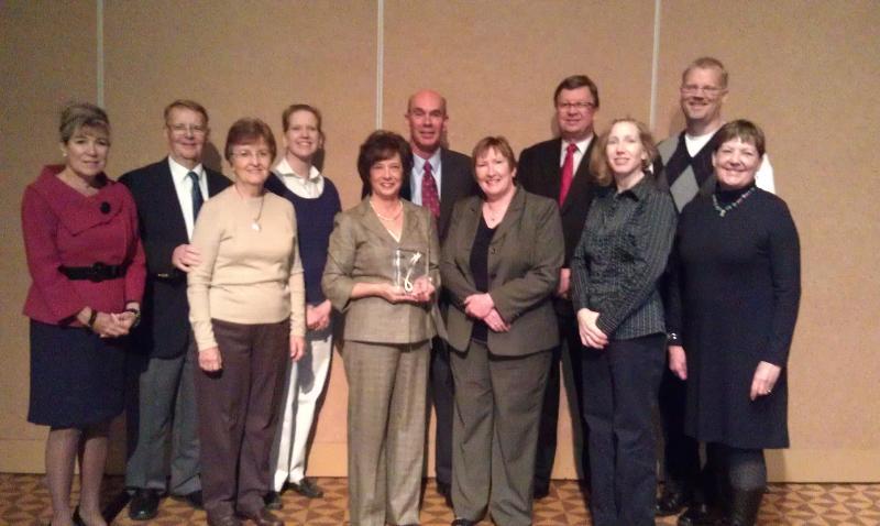 2011 Excellence Award