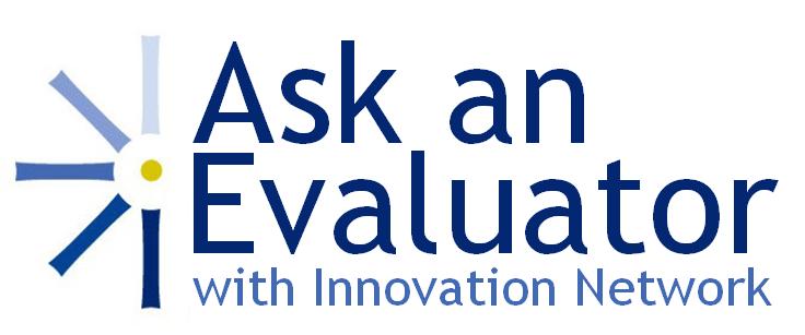 Ask an Evaluator