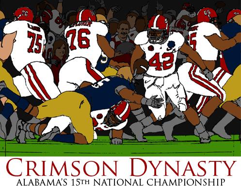 Crimson Dynasty Sketch