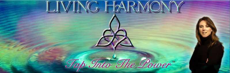 Living Harmony Banner