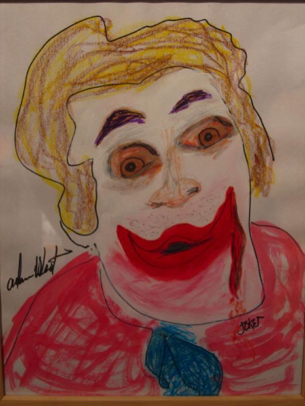Adam West - Joker