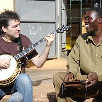 Bela enjoying Musical Collaboration