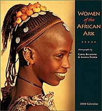 Women of the Africa Ark 2008 Wall Calendar