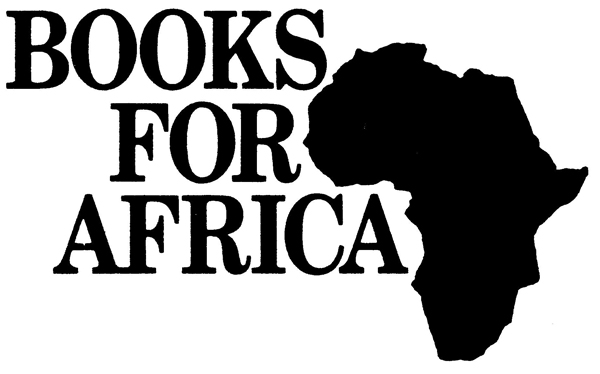Book for Africa logo