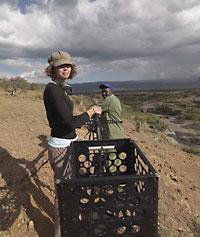 In Ngorongoro