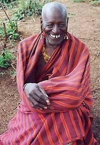 Gidafarada - a Barabaig Rainmaker