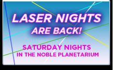 Laser Nights